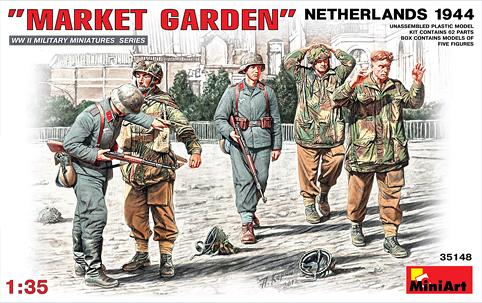 Market Garden Netherlands 1944 (nr.kat.: 35148)