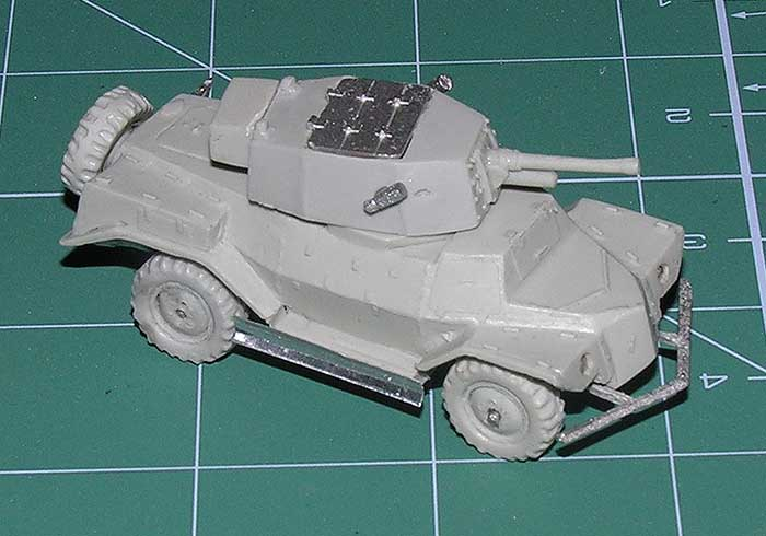 Marmon-Herrington - Wild Hogs Model 1/72