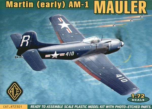 AM-1 Martin Mauler (early) - ACE 72301