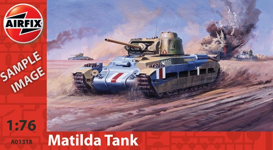 Matilda Tank (A01318)