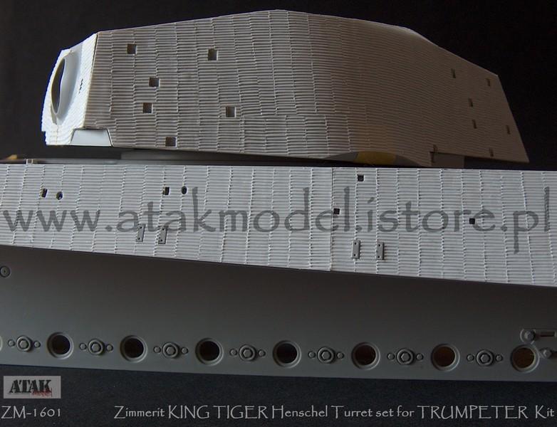 Atak Model - ZM-1601 Zimmerit