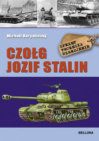 CZOŁG JOZIF STALIN - Michaił Baryatinsky