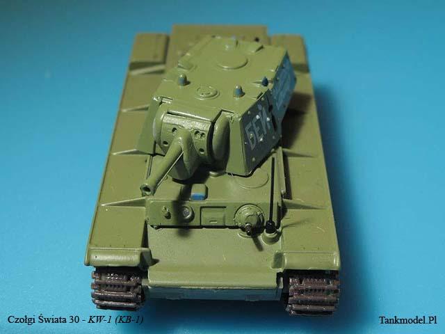 Czołgi Świata nr. 30 - KW-1