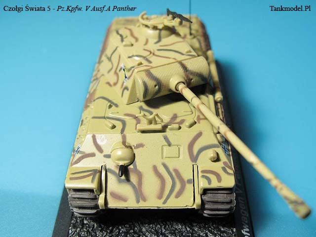Czołgi Świata nr. 5 - Pz.Kpfw. V Panther
