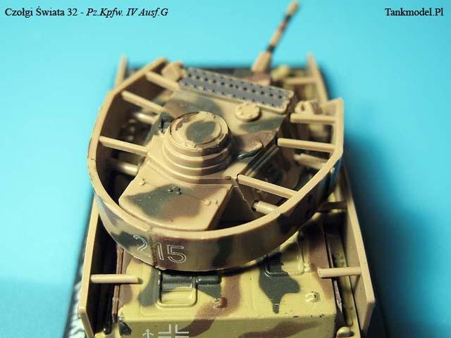 Czołgi Świata nr. 32 - Pz.Kpfw. IV
