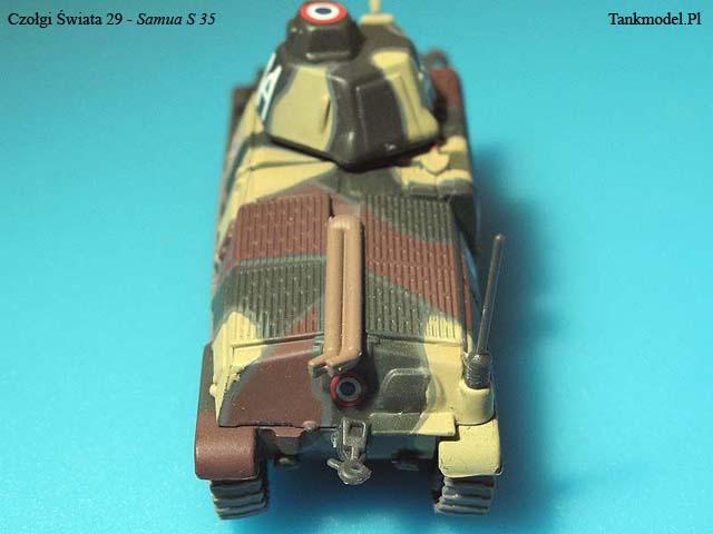 Czołgi Świata nr. 29 - Somua S 35