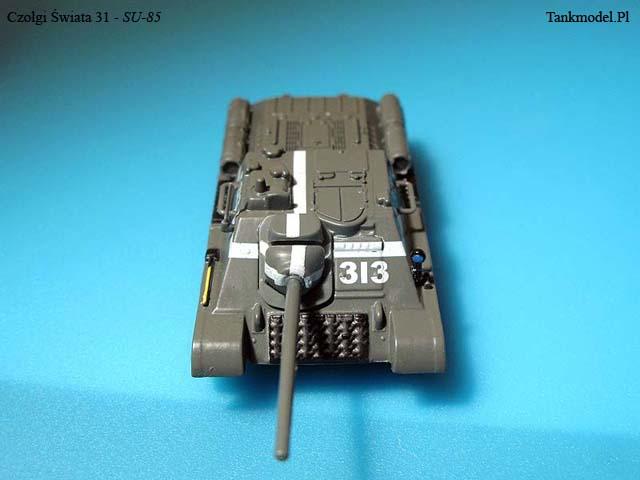 Czołgi Świata nr. 31 - SU-85