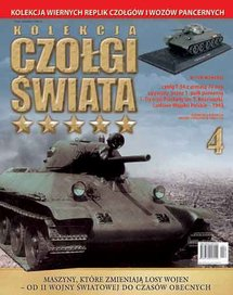 Czołgi Świata nr. 5 - T-34/76 mod.1943