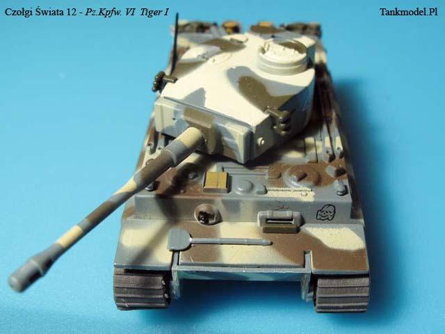 Czołgi Świata nr. 12 - Pz.Kpfw. VI Tiger I