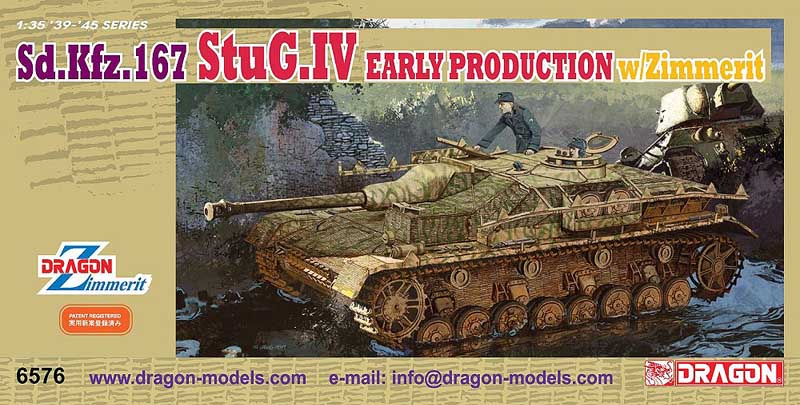 Dragon - 6576 - Stug IV