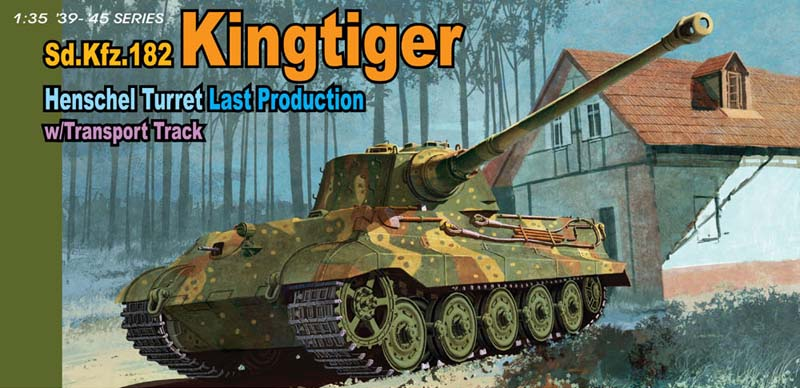King Tiger Dragon 6209