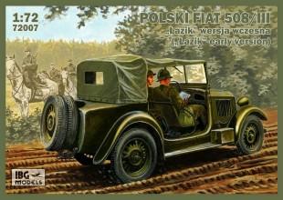 IBG - Polski Fiat 508/III
