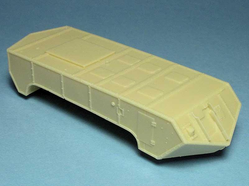 St.Chamond 1 seria - Modell Trans 1/72