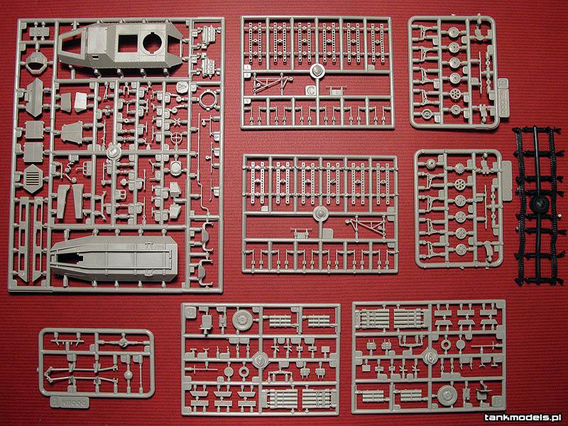Panzerwerfer 42 Late - Roden 1/72