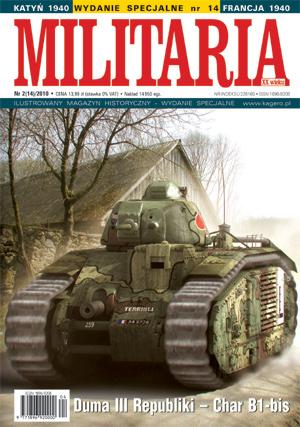 Militaria XX Wieku Wydanie Specjalne 2/2010