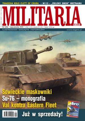 Militaria XX Wieku 3/2010