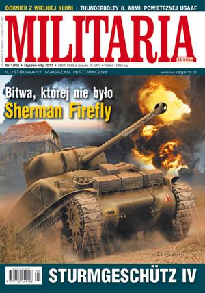 Militaria XX Wieku 1/2011