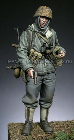 Mantis Miniatures - 35010 German SS Grenadier