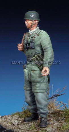 Mantis Miniatures - 35011 German Paratrooper