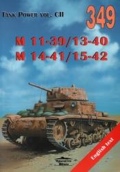 Tank Power 349 - M 11-39/13-40 M 14-41/15-42