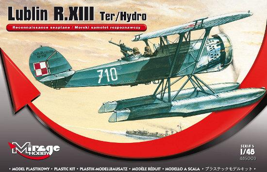 LUBLIN R.XIII TER / HYDRO - Mirage Hobby