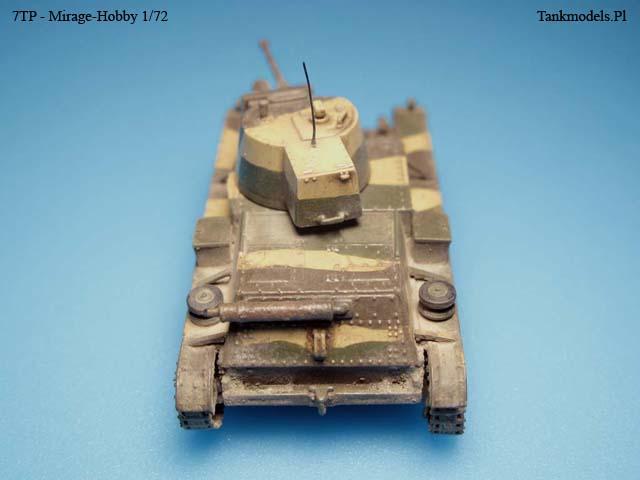 7TP - Mirage Hobby 1/72