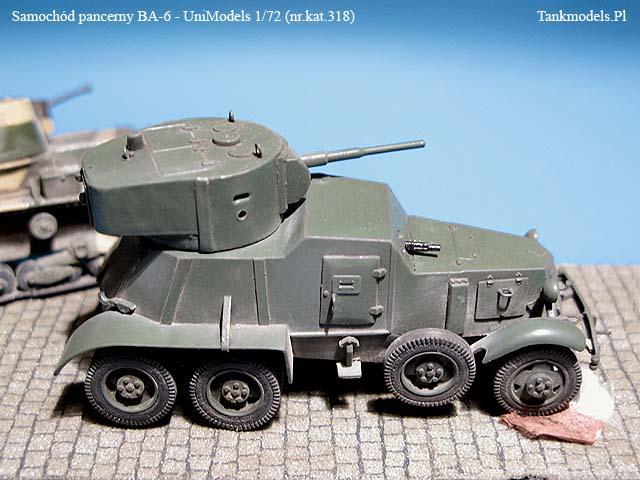 BA-6 - Unimodels 1/72