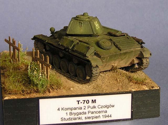 T-70 - UniModels 1/72