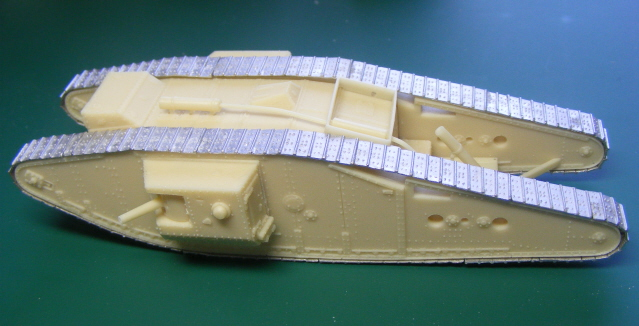 Mark IV Tadpole - Modell Trans MT72802