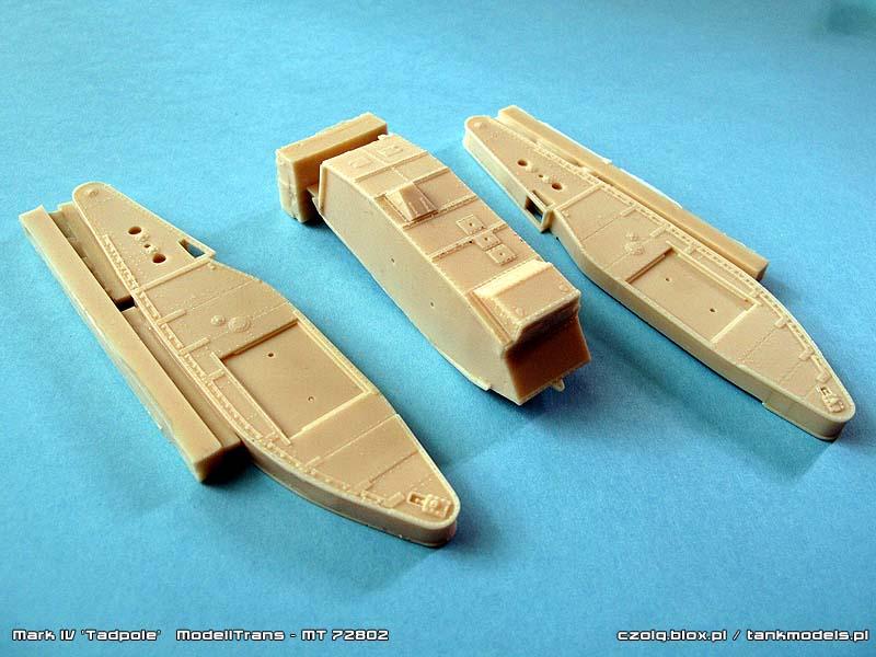 Mark IV Tadpole - Modell Trans MT 72802