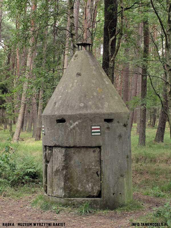Muzeum Wyrzutni Rakiet - Rąbka