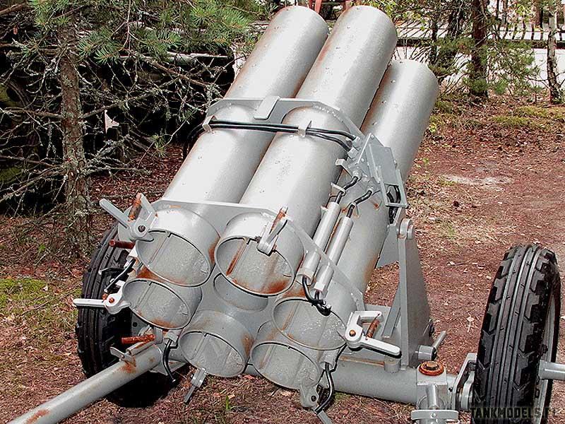 Nebelwerfer 41 150mm