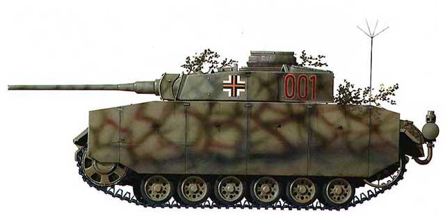 Barwy Panzerwaffen
