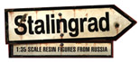 Stalingrad Resin Figures 1/35