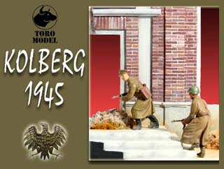 Kolberg 1945 - Toro Model 1/35
