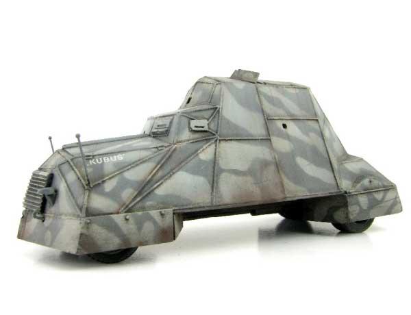 Kubuś - Toro Model 1/48