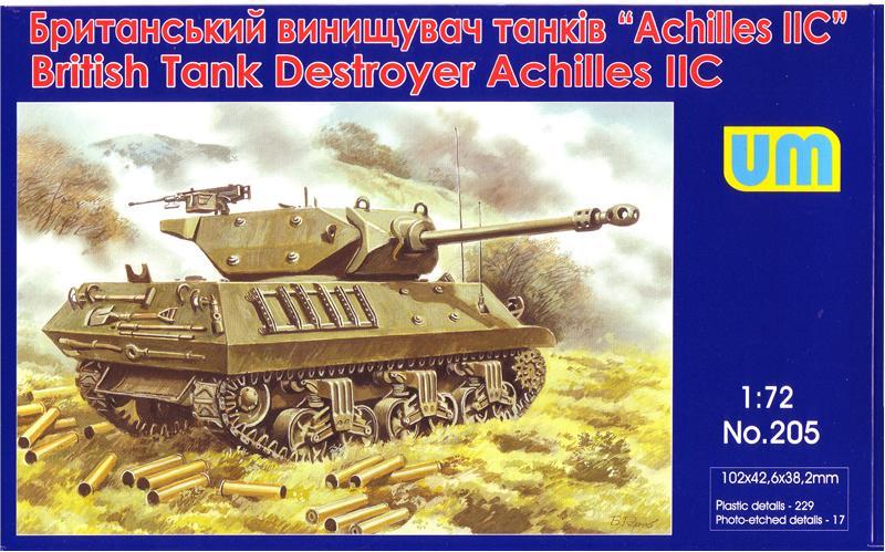 M10 Achilles II C - Unimodels