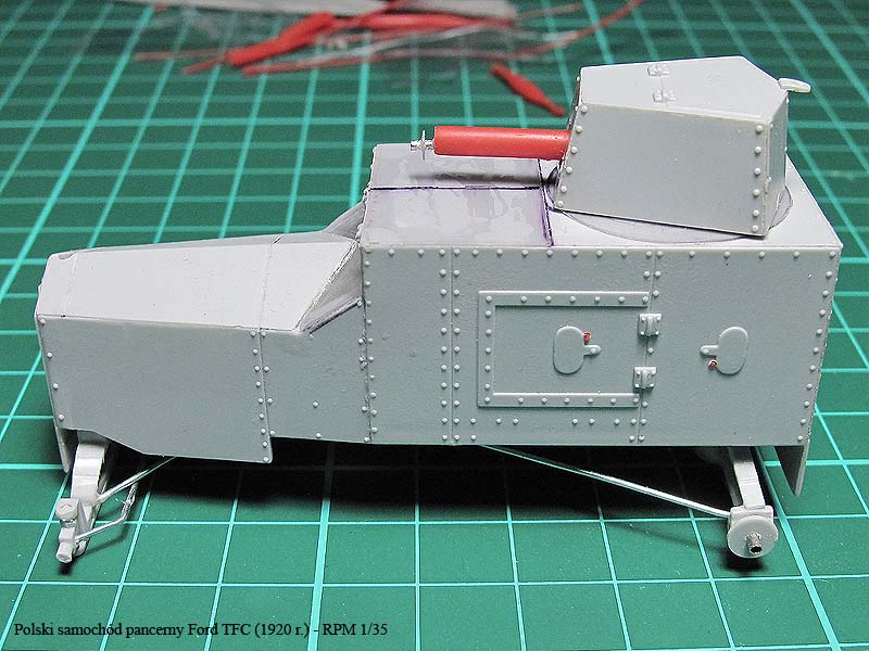 Ford TFC - RPM 1/35