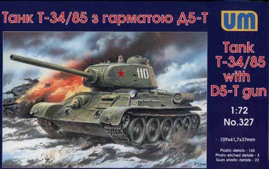 T-34/85 D5-T - UM 327