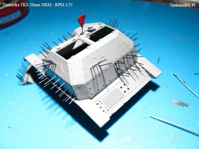 TKS 20mm NKM - RPM 1/35