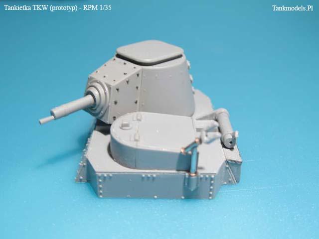 Tankietka TKW-I - RPM 1/35