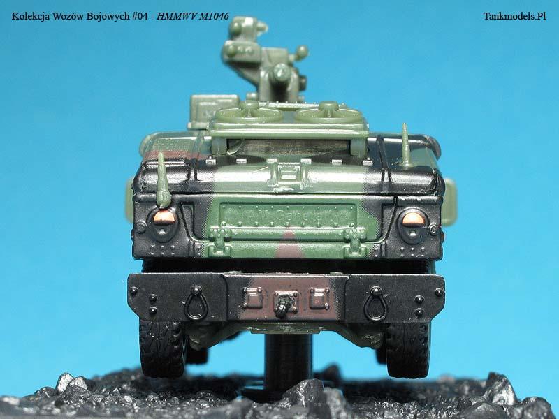 Kolekcja Wozów Bojowych Nr.4 - HMMWV M1046