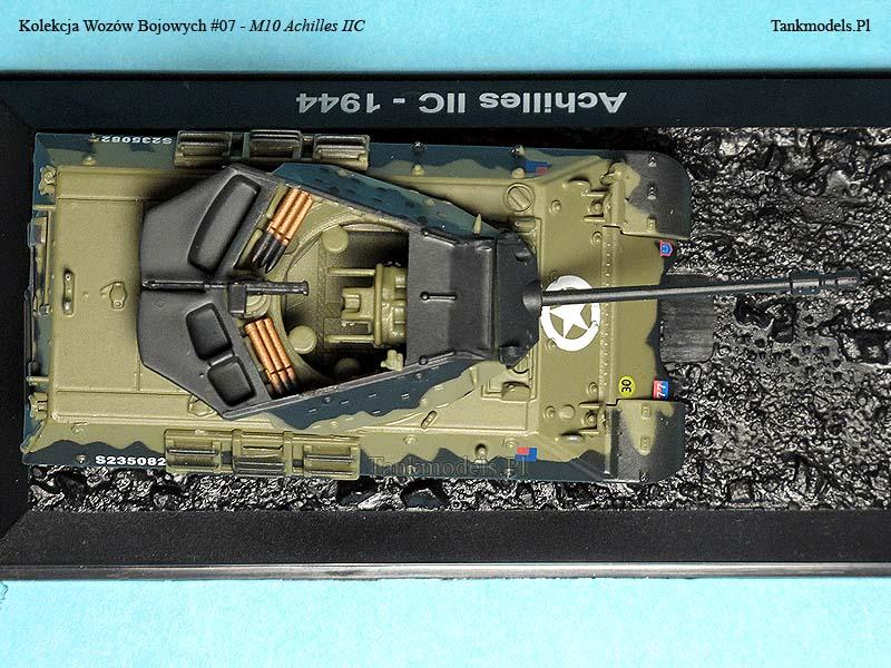 Kolekcja Wozów Bojowych Nr.7 - M10 Achilles IIC